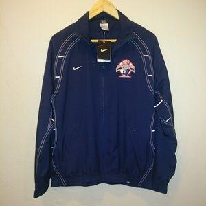 Nike Dri-Fit NWT Dallas Cup Full Zip Jacket